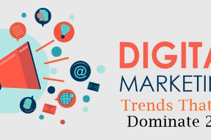 Digital Marketing Trends and Technology that will Dominate 2018