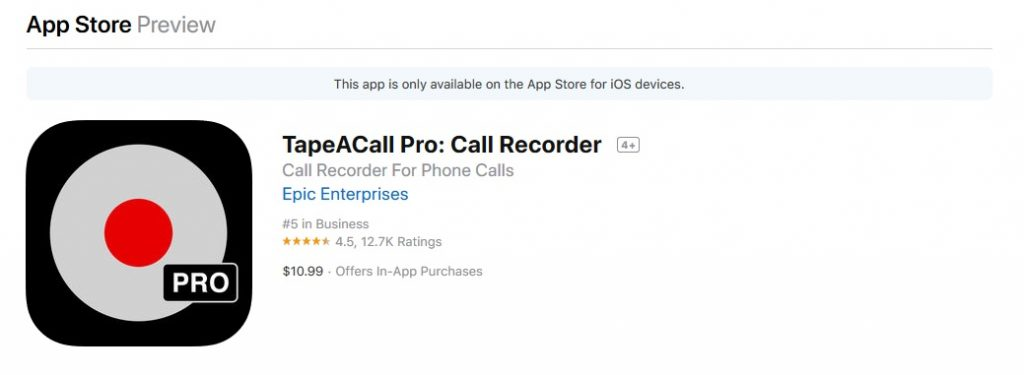 How to Record a Conversation on iphone with or without App