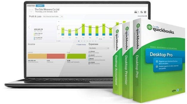 The 5 steps of shifting to QuickBooks Pro hosting