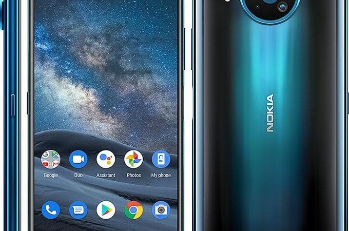 Nokia 8.3 with Latest 5G Technology Specifications