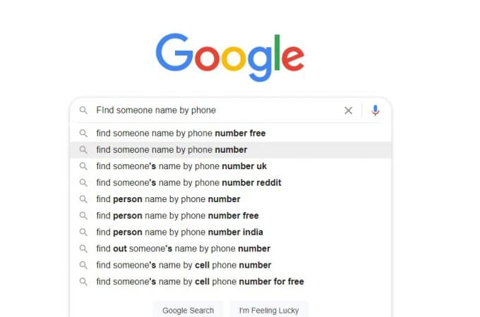 How to Find Someone's Name by Phone Number for Free?