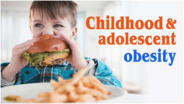 CHILDHOOD AND ADOLESCENT OBESITY – CAUSES, SOLUTION AND PARENTAL APPS!