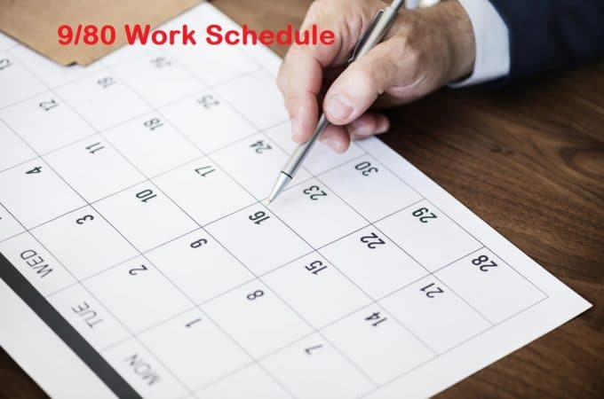 Why Is Everyone Talking About 9/80 Work Schedule