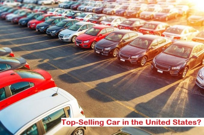 What's the Top-Selling Car in the United States?