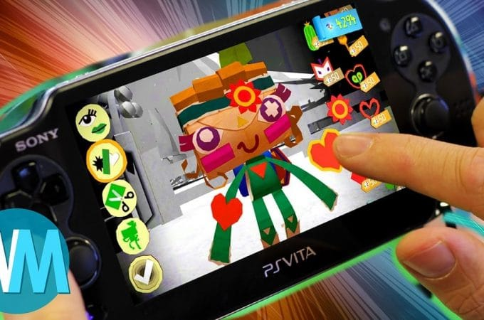 Game On Anytime: 7 Reasons Why the PS Vita Still Reigns Supreme