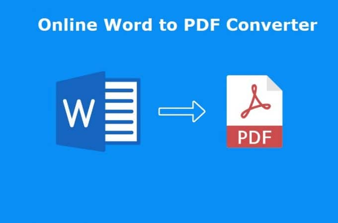 List of Free Online Word to PDF Converters