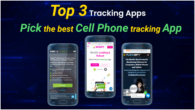 Top 3 tracking apps: Pick the Best Cell Phone Tracking App